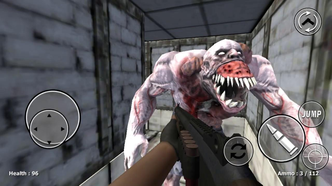 Zombie Evil Kill 2 Dead Horror FPS 4.3 Screenshot 4