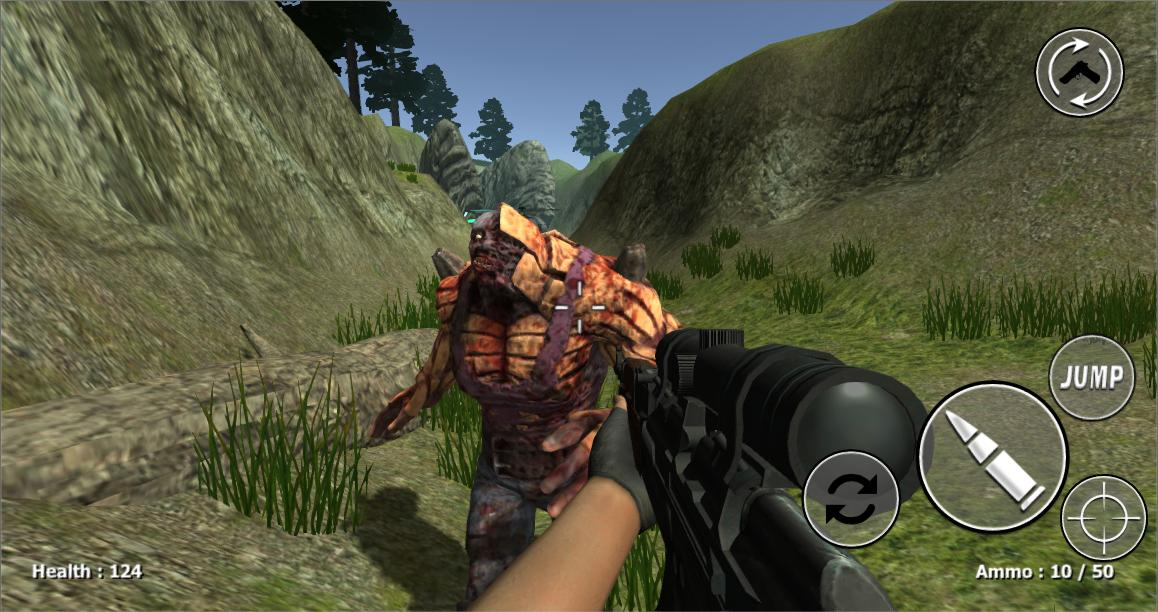 Zombie Evil Kill 2 Dead Horror FPS 4.3 Screenshot 5