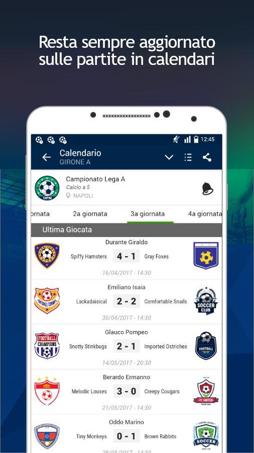 UPN Italia 4.1.2 Screenshot 4