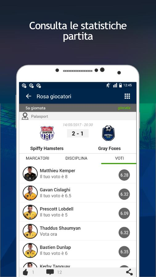 UPN Italia 4.1.2 Screenshot 6
