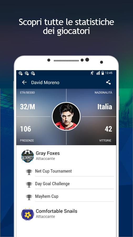 UPN Italia 4.1.2 Screenshot 7