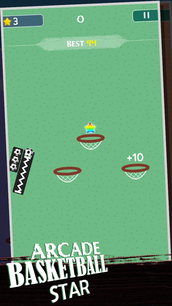 Arcade Basketball Star 1.7.5002 Screenshot 2