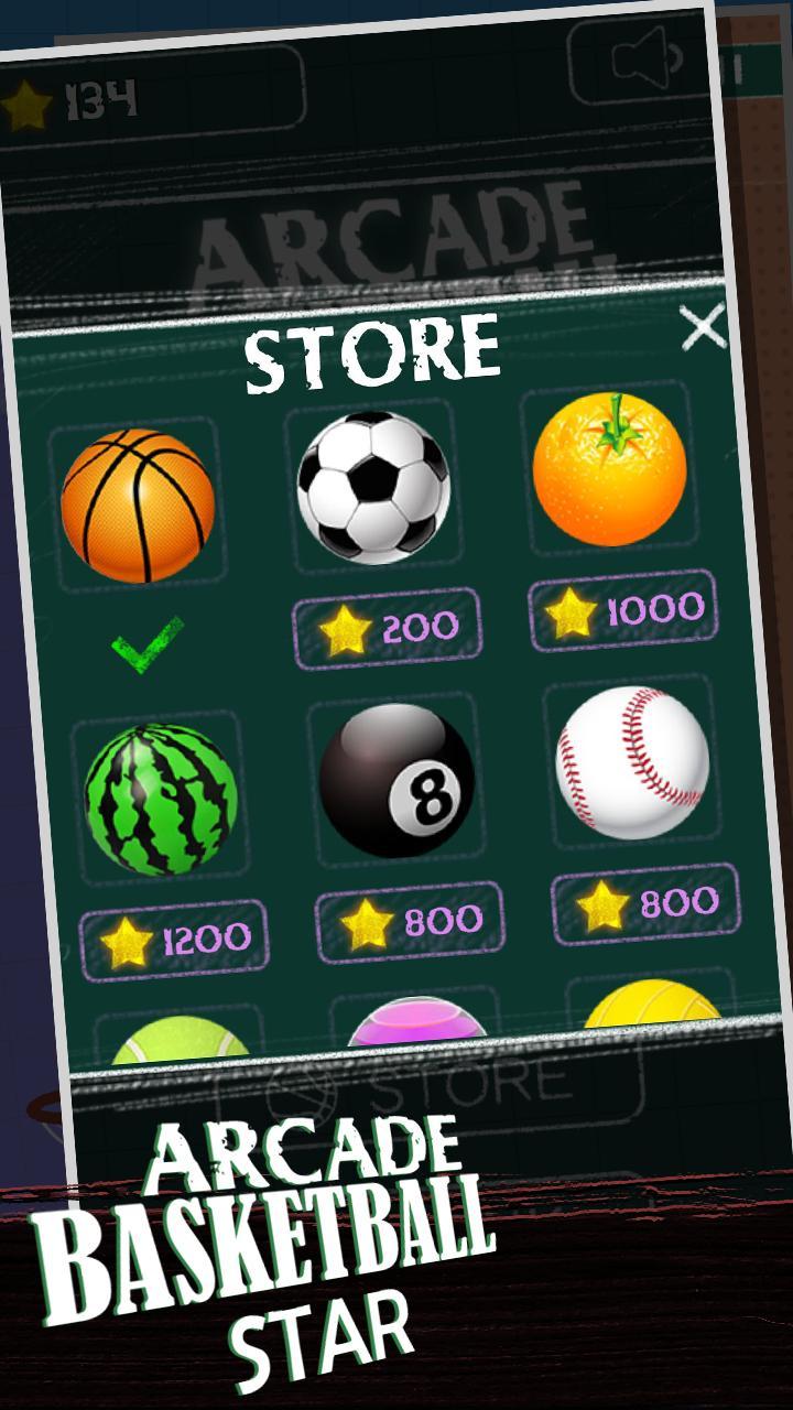 Arcade Basketball Star 1.7.5002 Screenshot 3