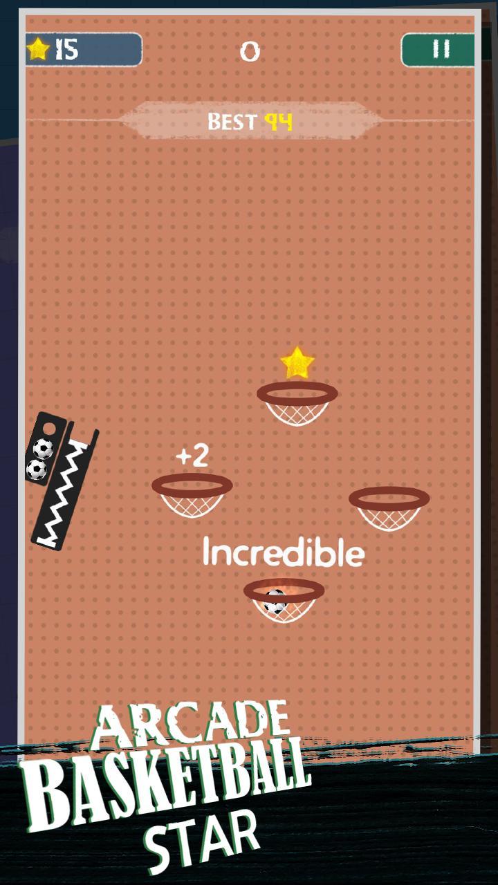 Arcade Basketball Star 1.7.5002 Screenshot 4