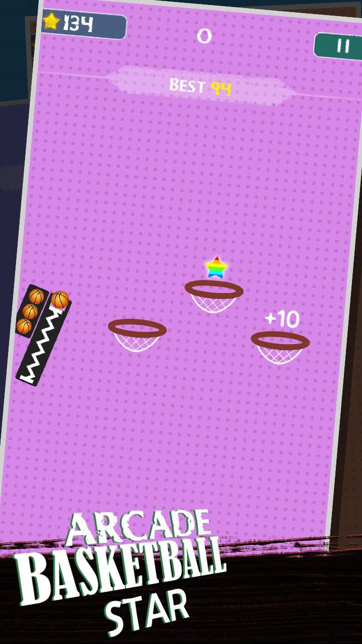 Arcade Basketball Star 1.7.5002 Screenshot 5