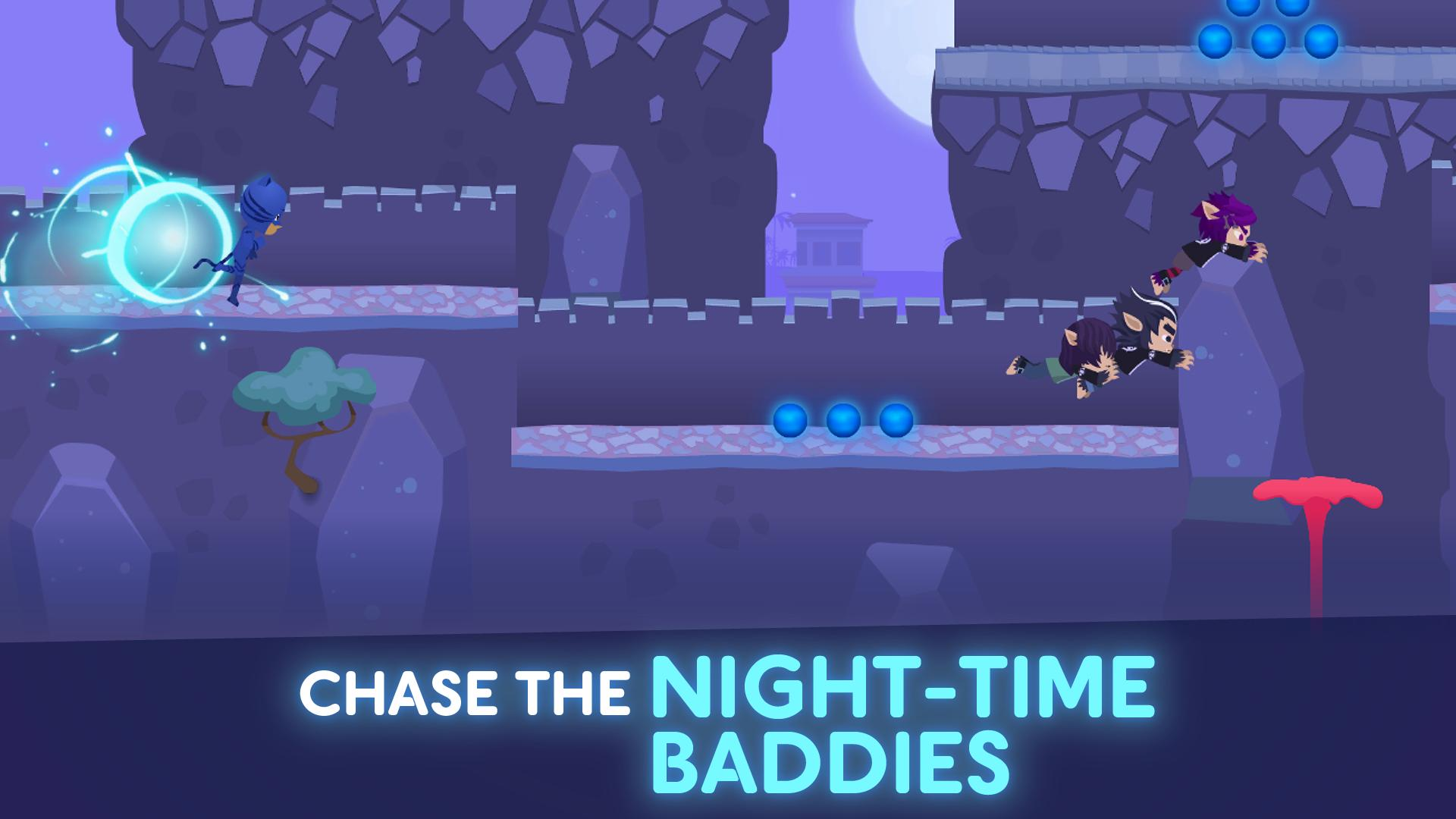 PJ Masks™: Moonlight Heroes 3.0.0 Screenshot 4