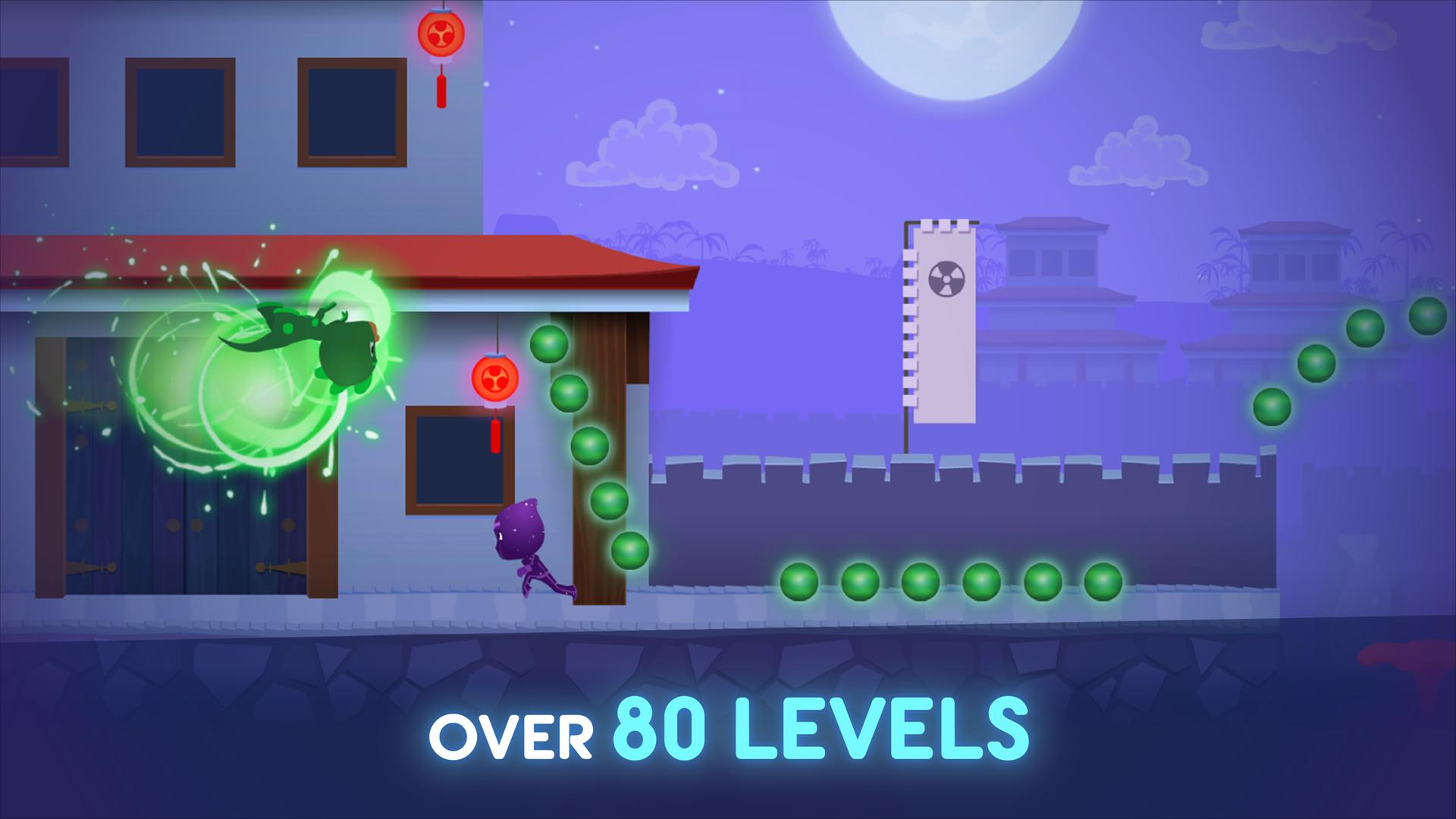 PJ Masks™: Moonlight Heroes 3.0.0 Screenshot 5