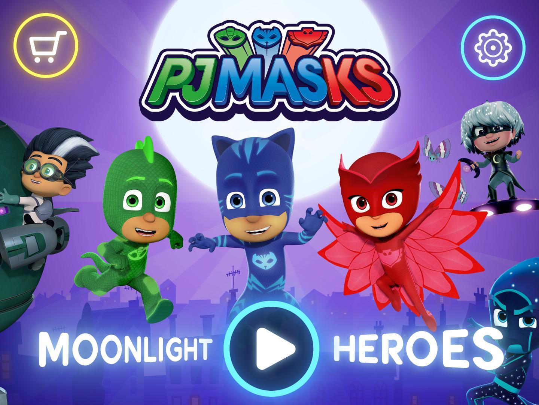 PJ Masks™: Moonlight Heroes 3.0.0 Screenshot 7
