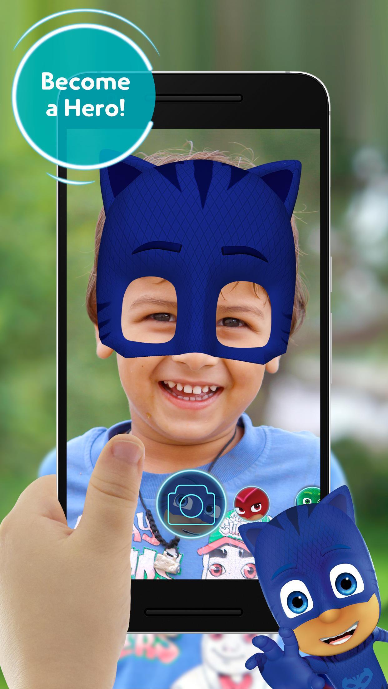 PJ Masks Time To Be A Hero 2.1.2 Screenshot 2