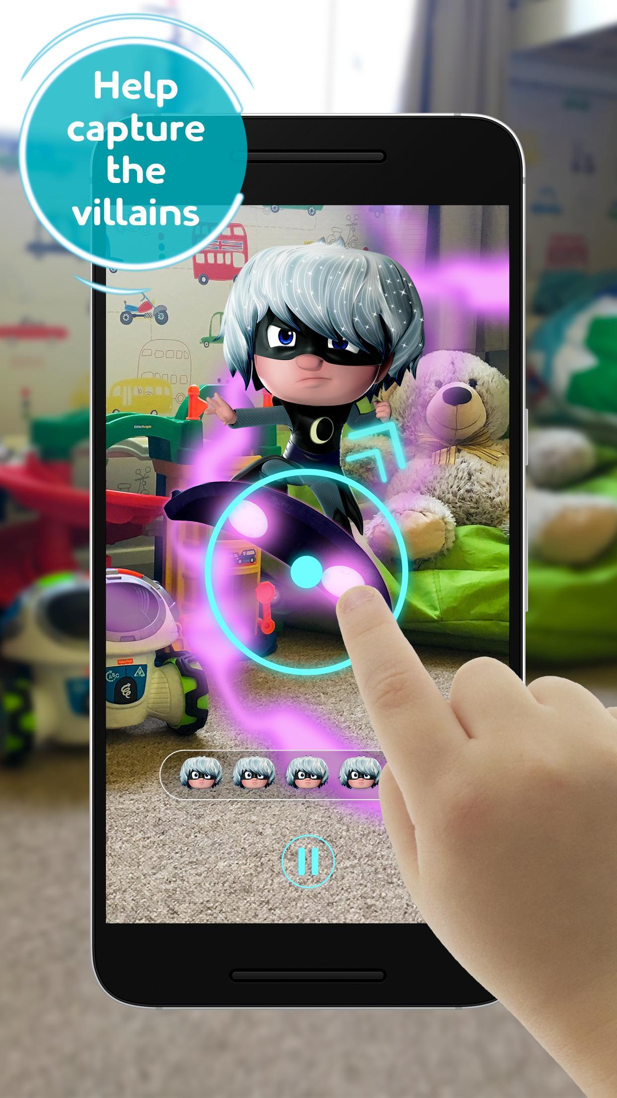 PJ Masks Time To Be A Hero 2.1.2 Screenshot 4