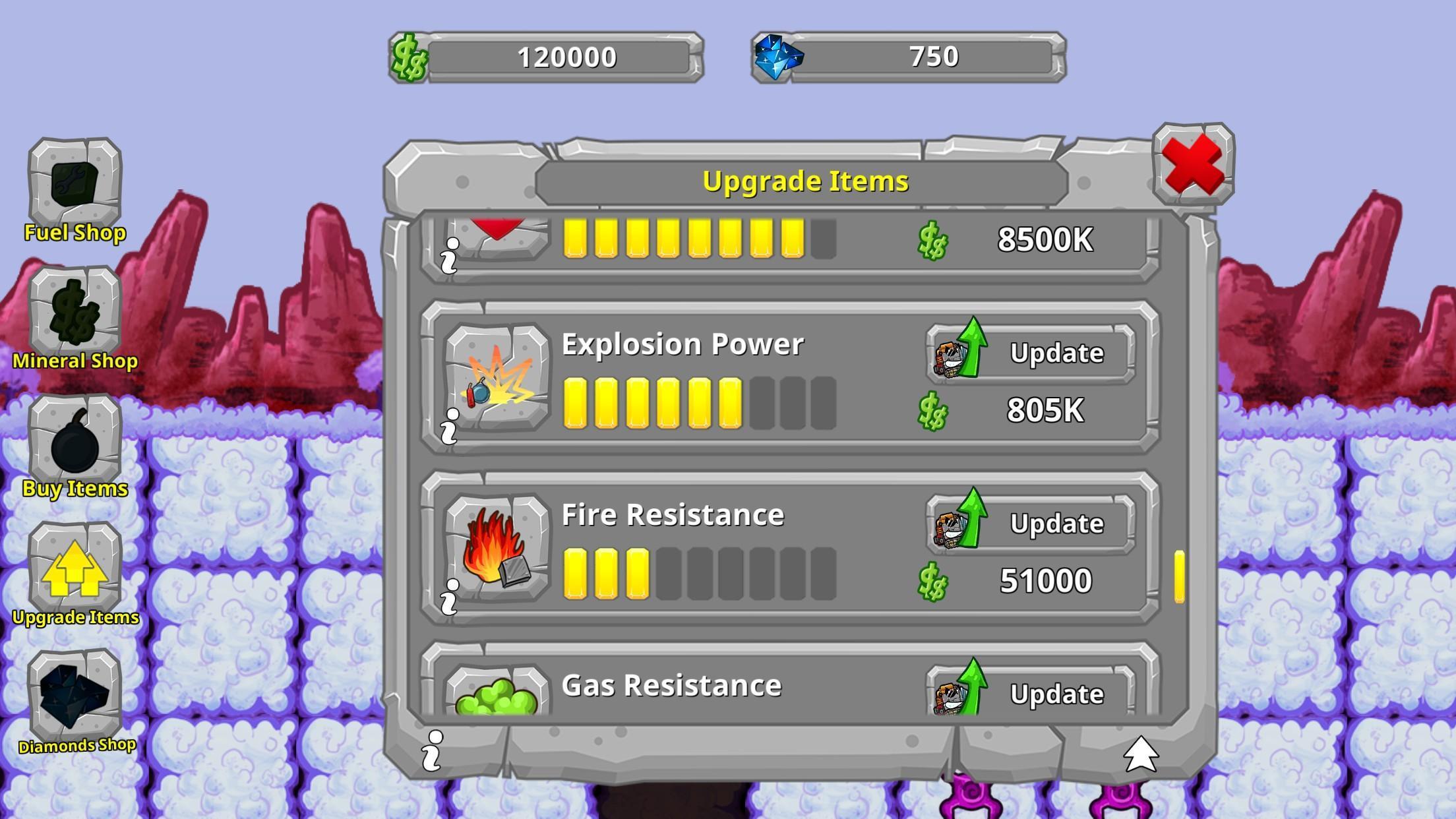 Digger Machine dig and find minerals 2.7.0 Screenshot 13
