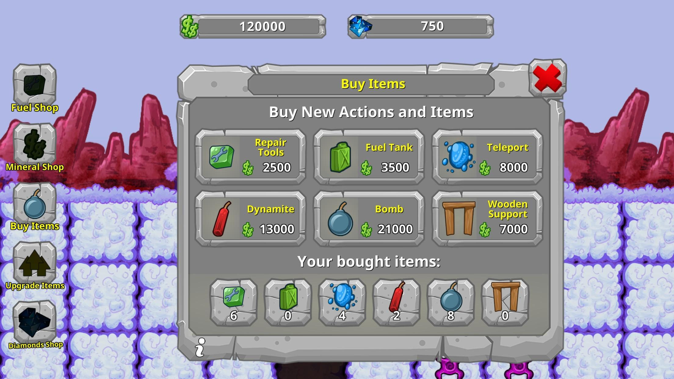 Digger Machine dig and find minerals 2.7.0 Screenshot 14