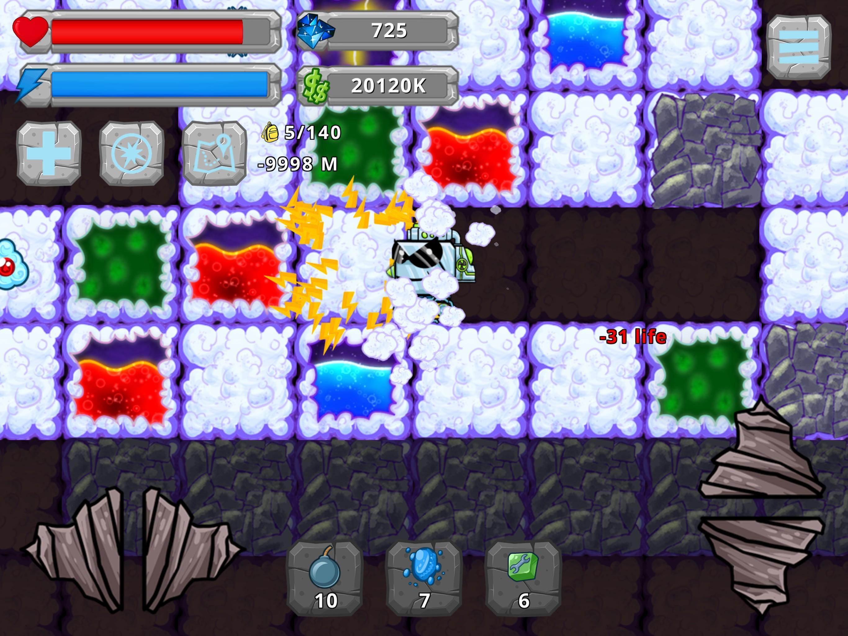 Digger Machine dig and find minerals 2.7.0 Screenshot 19
