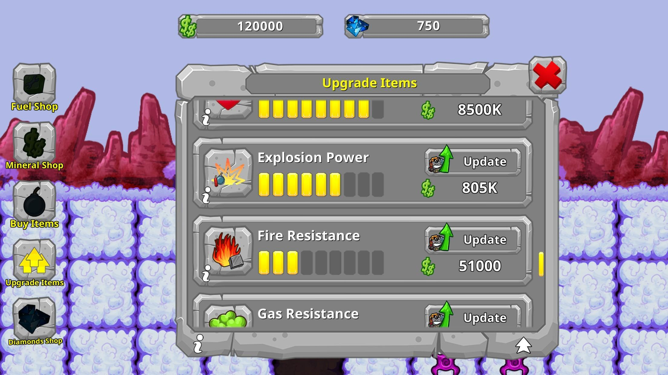 Digger Machine dig and find minerals 2.7.0 Screenshot 6