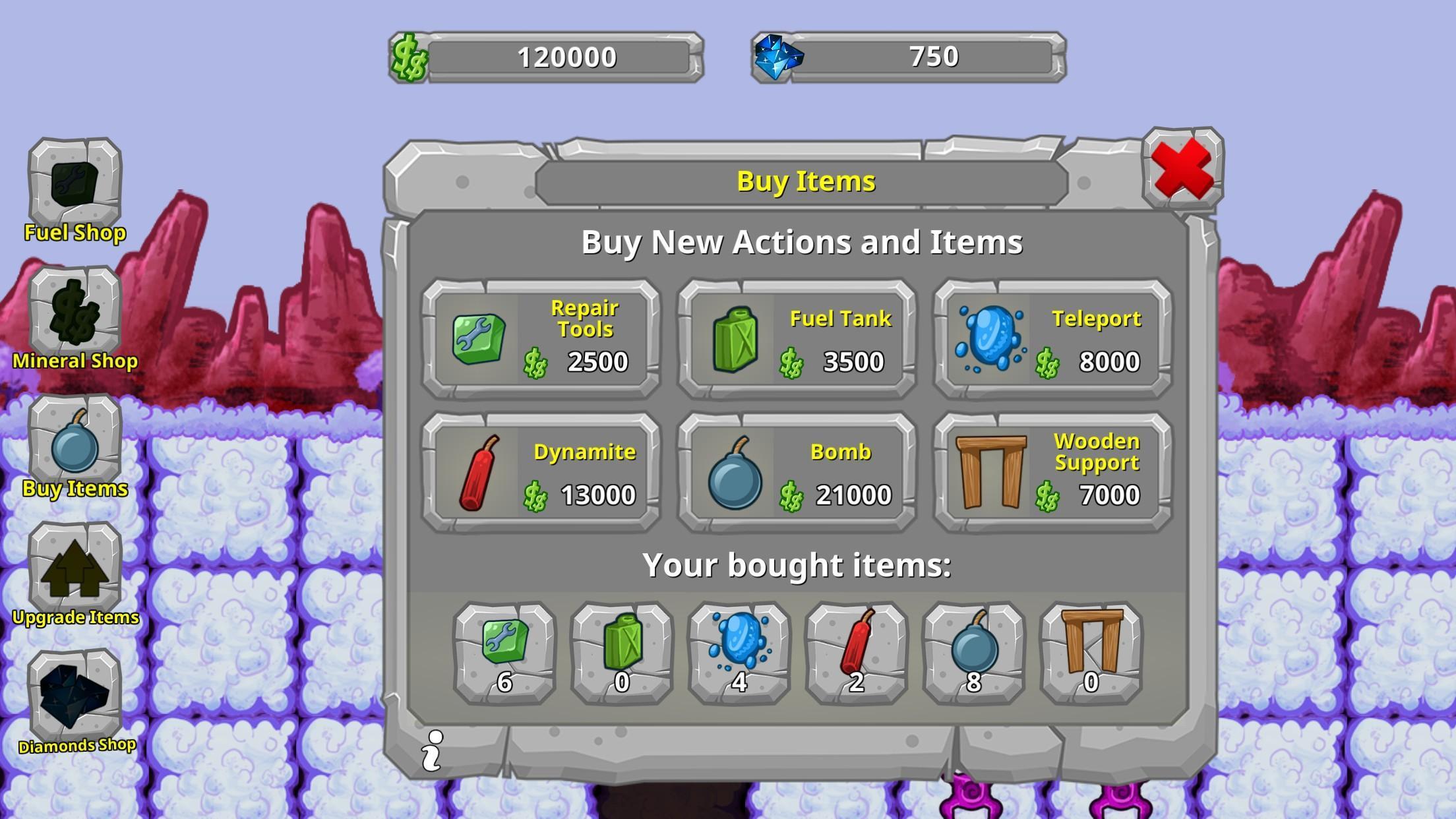 Digger Machine dig and find minerals 2.7.0 Screenshot 7