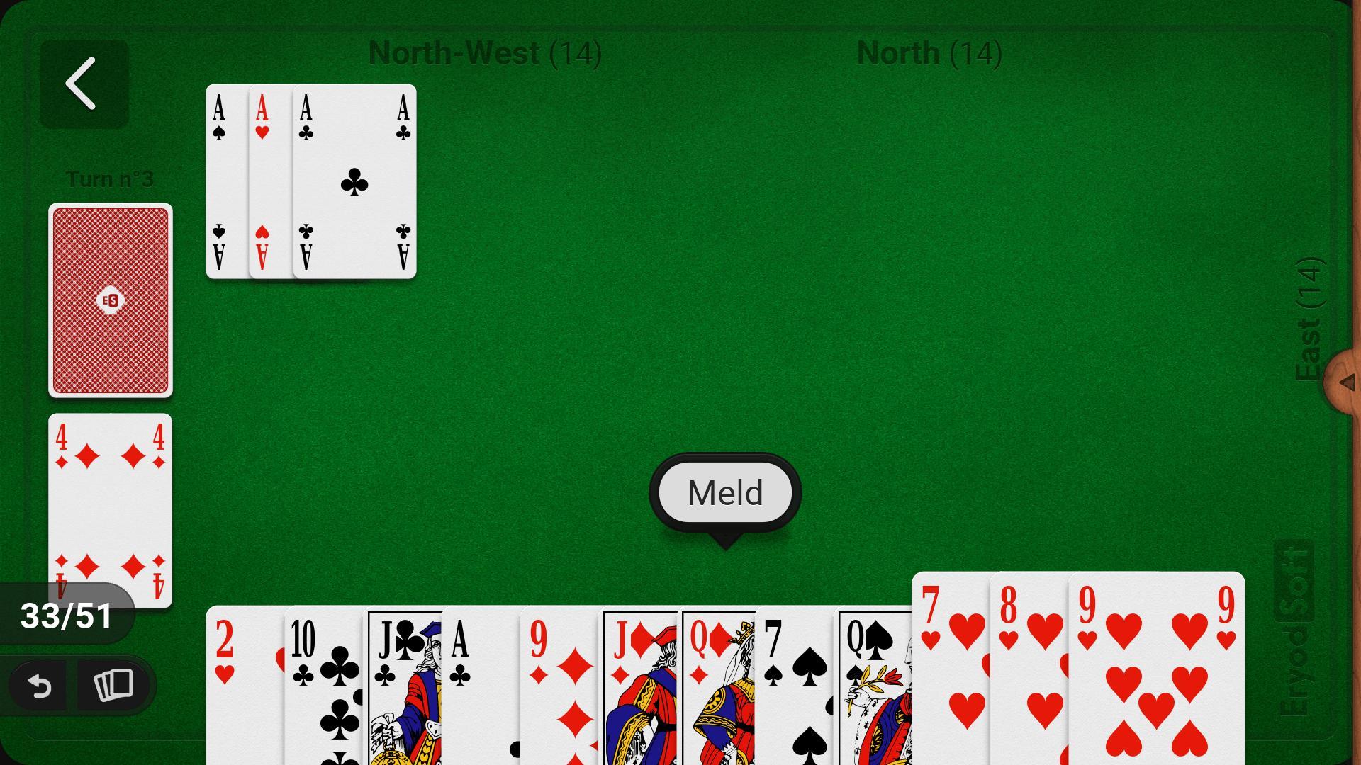 Rummy Free 1.4.6 Screenshot 10