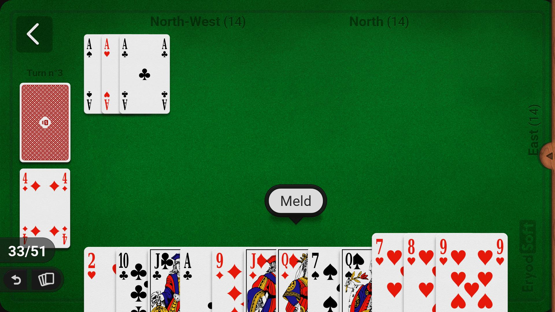 Rummy Free 1.4.6 Screenshot 2