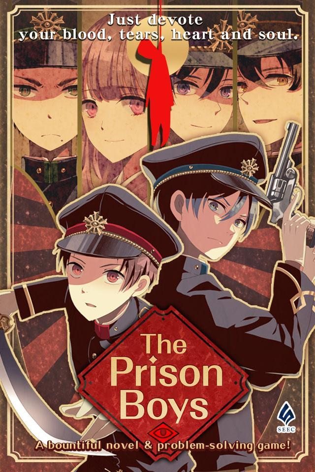 The Prison Boys [ Mystery novel and Escape Game ] 1.0.6 Screenshot 1