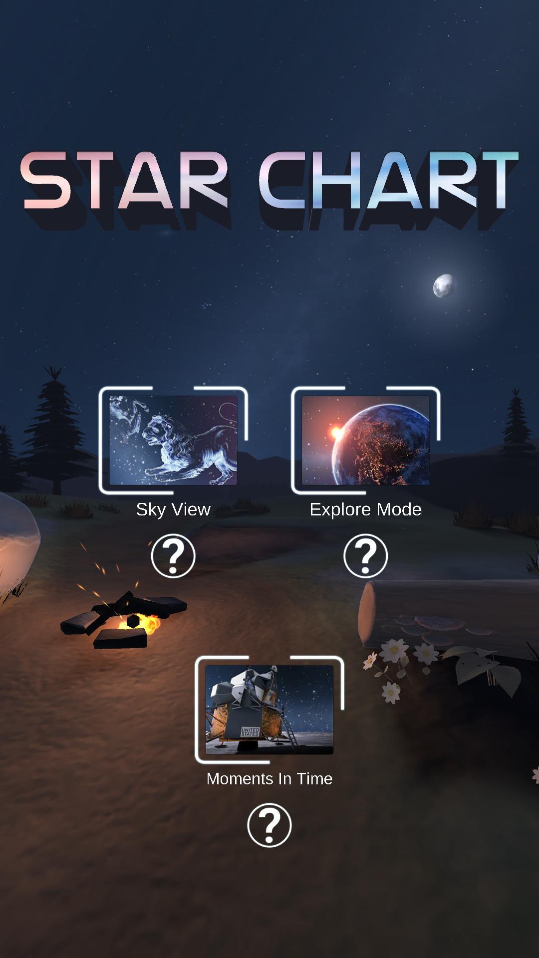 Star Chart 4.2.2 Screenshot 1