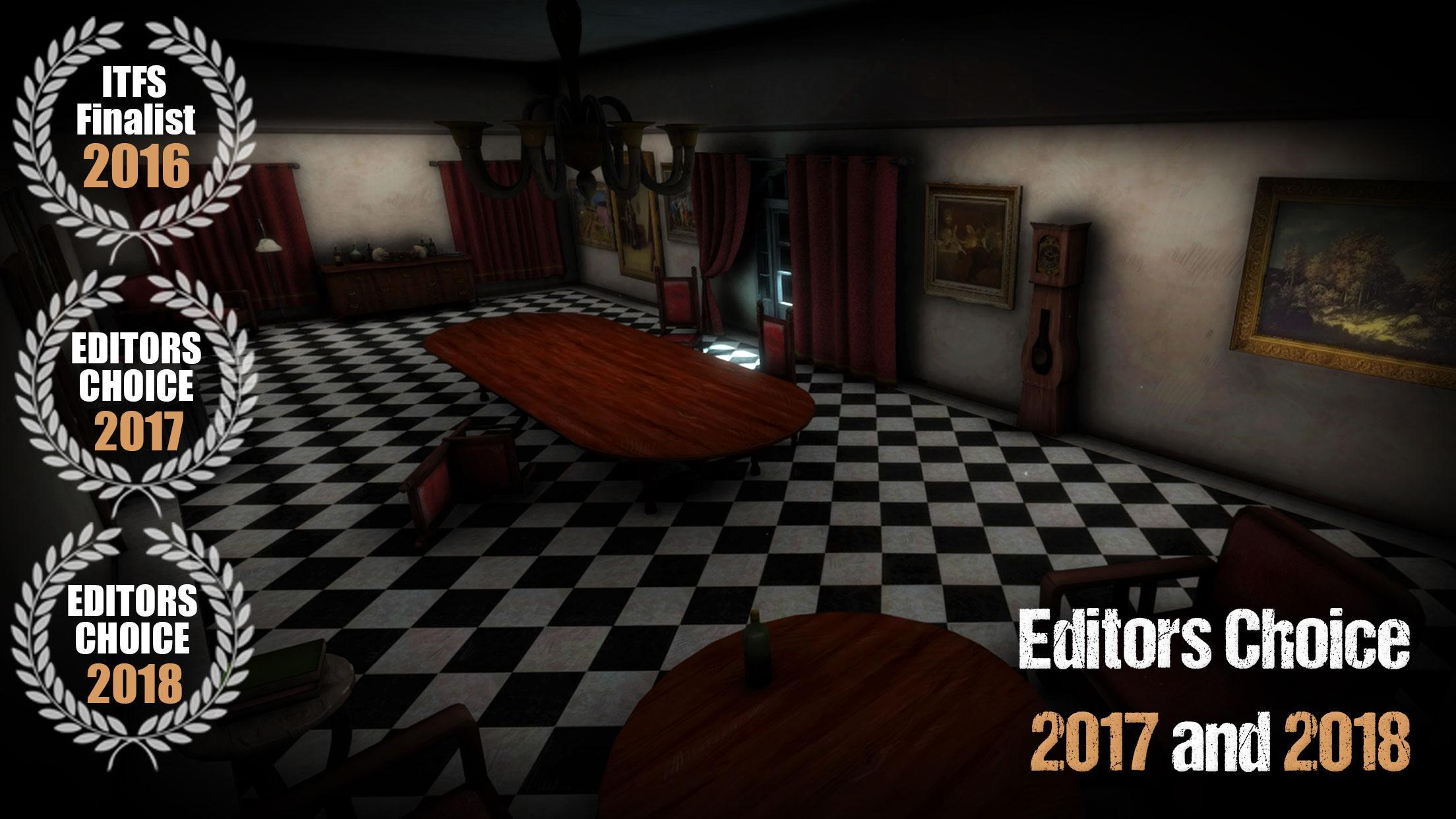 Sinister Edge Scary Horror Games 2.4.1 Screenshot 1