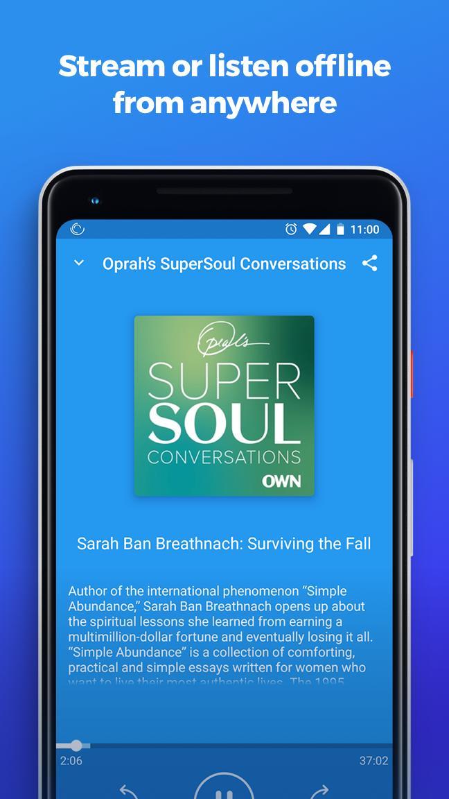 The Podcast App 2.0.8 Screenshot 4