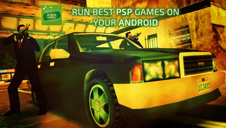 Sunshine Emulator for PSP 3.0 Screenshot 5