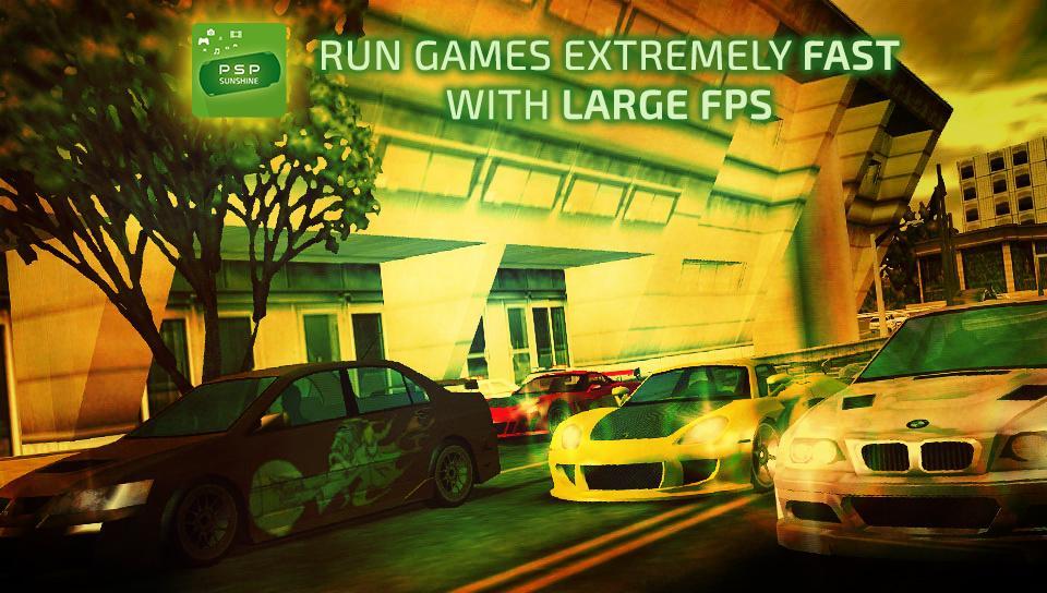 Sunshine Emulator for PSP 3.0 Screenshot 7