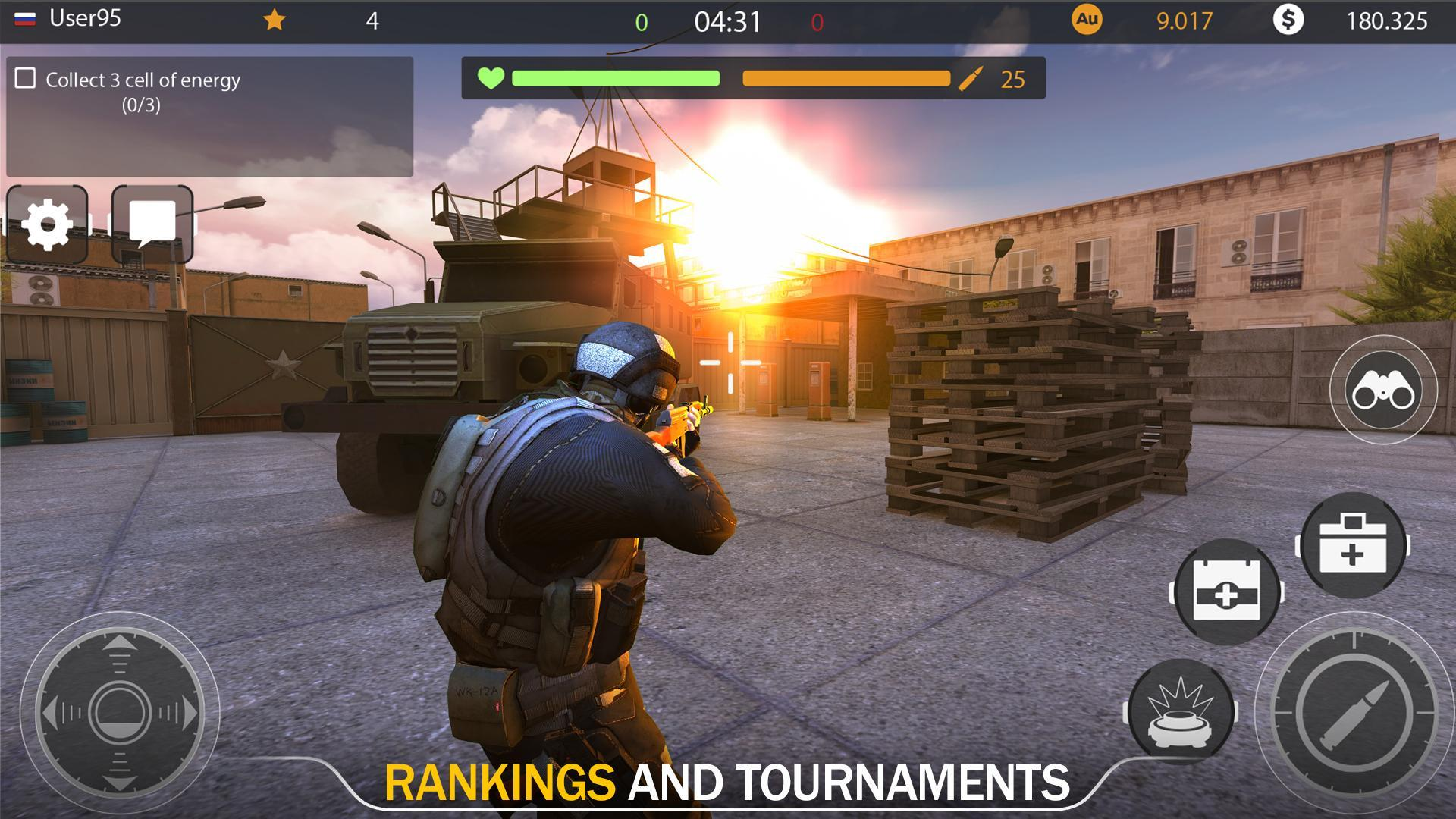 Code of War: Online Shooter Game 3.14.6 Screenshot 10