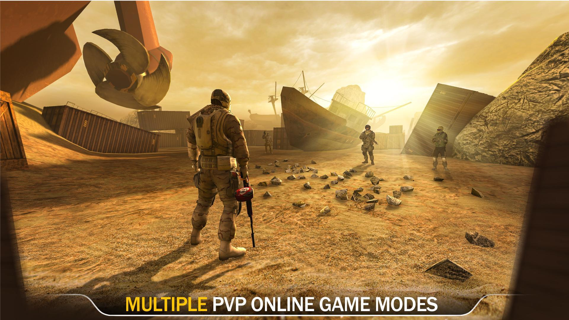 Code of War: Online Shooter Game 3.14.6 Screenshot 2