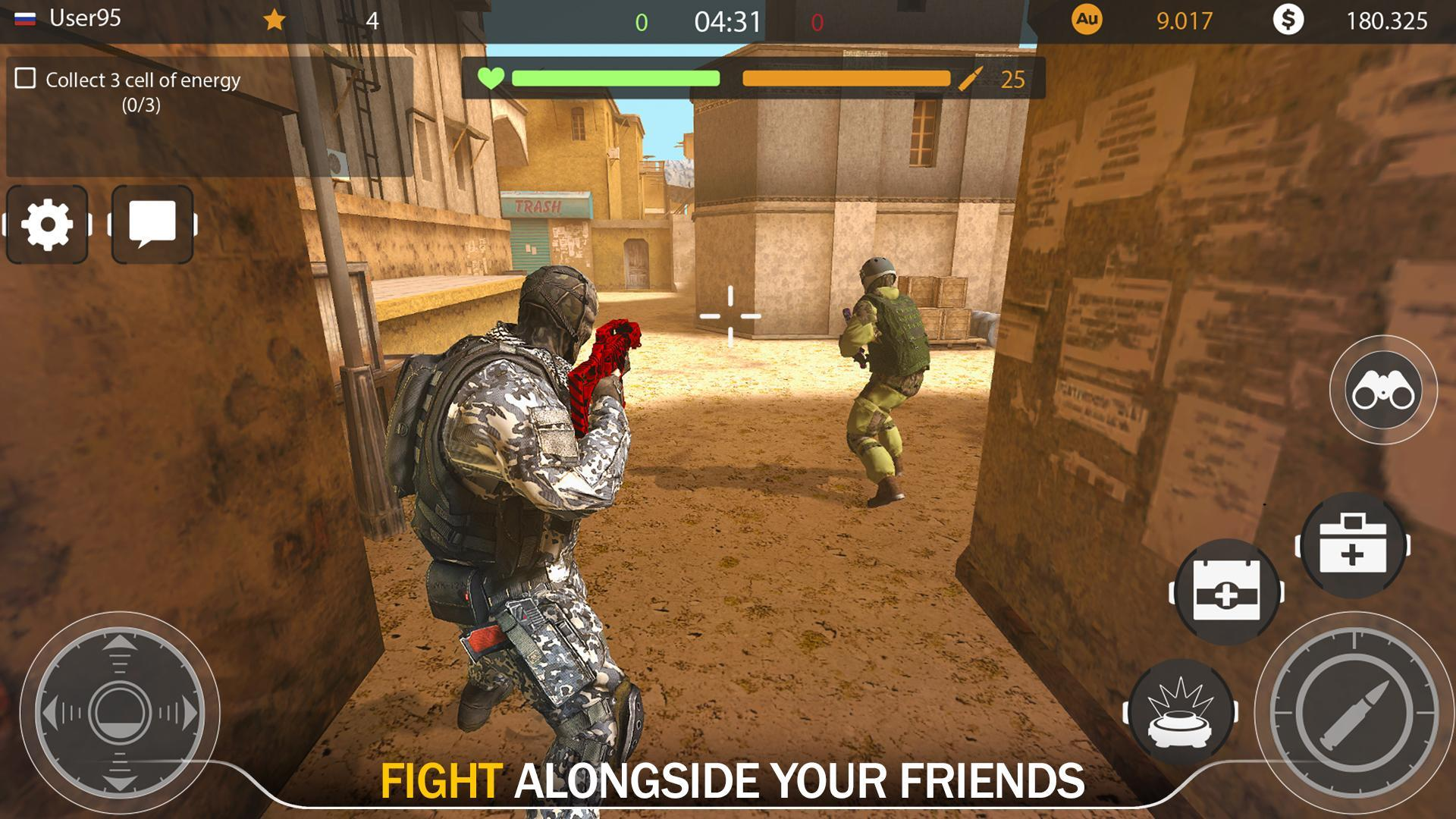 Code of War: Online Shooter Game 3.14.6 Screenshot 6