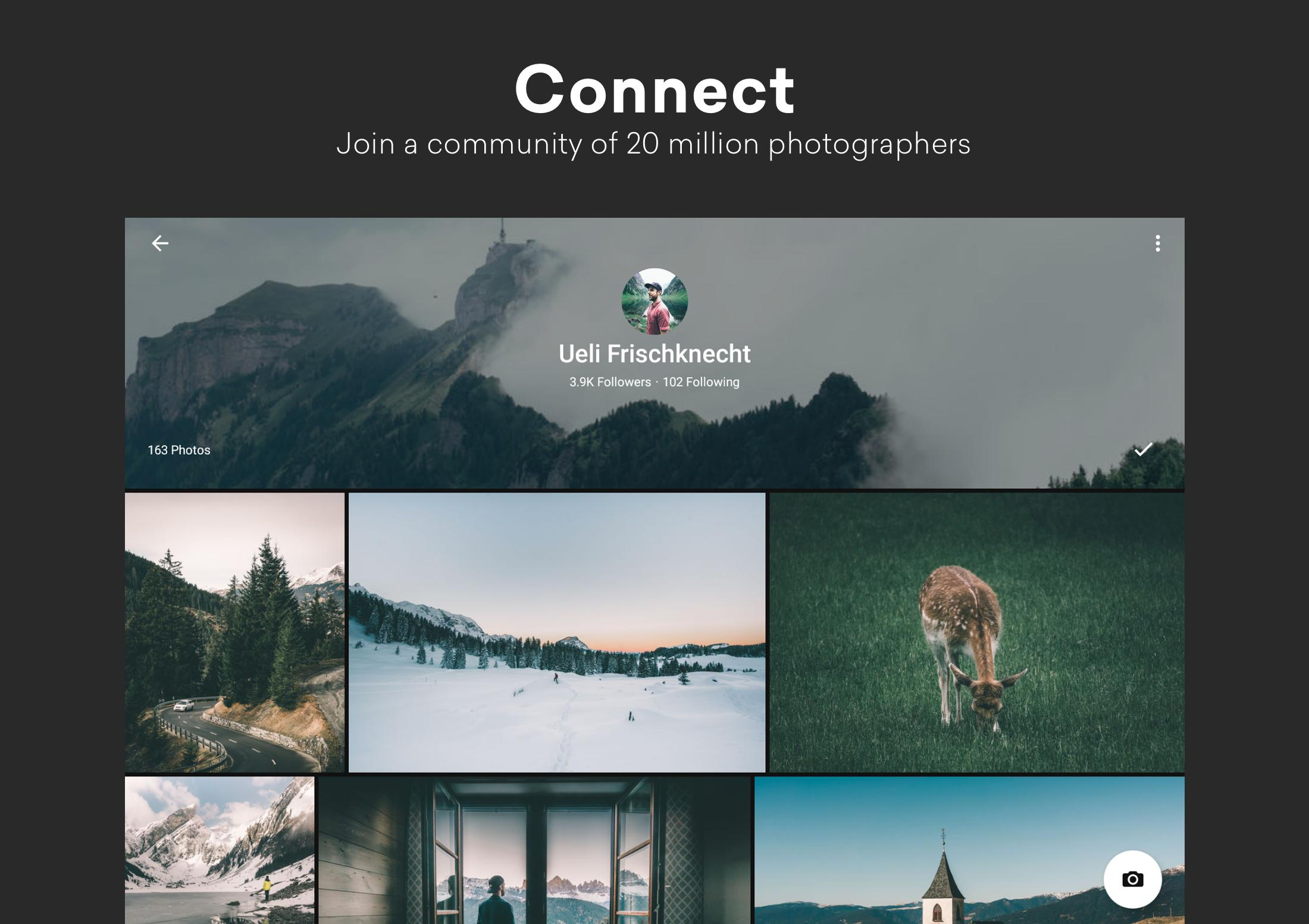 EyeEm Free Photo App For Sharing & Selling Images 8.1 Screenshot 10