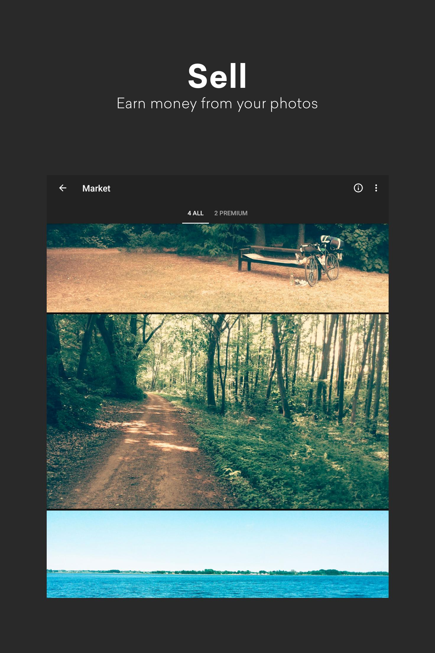EyeEm Free Photo App For Sharing & Selling Images 8.1 Screenshot 14