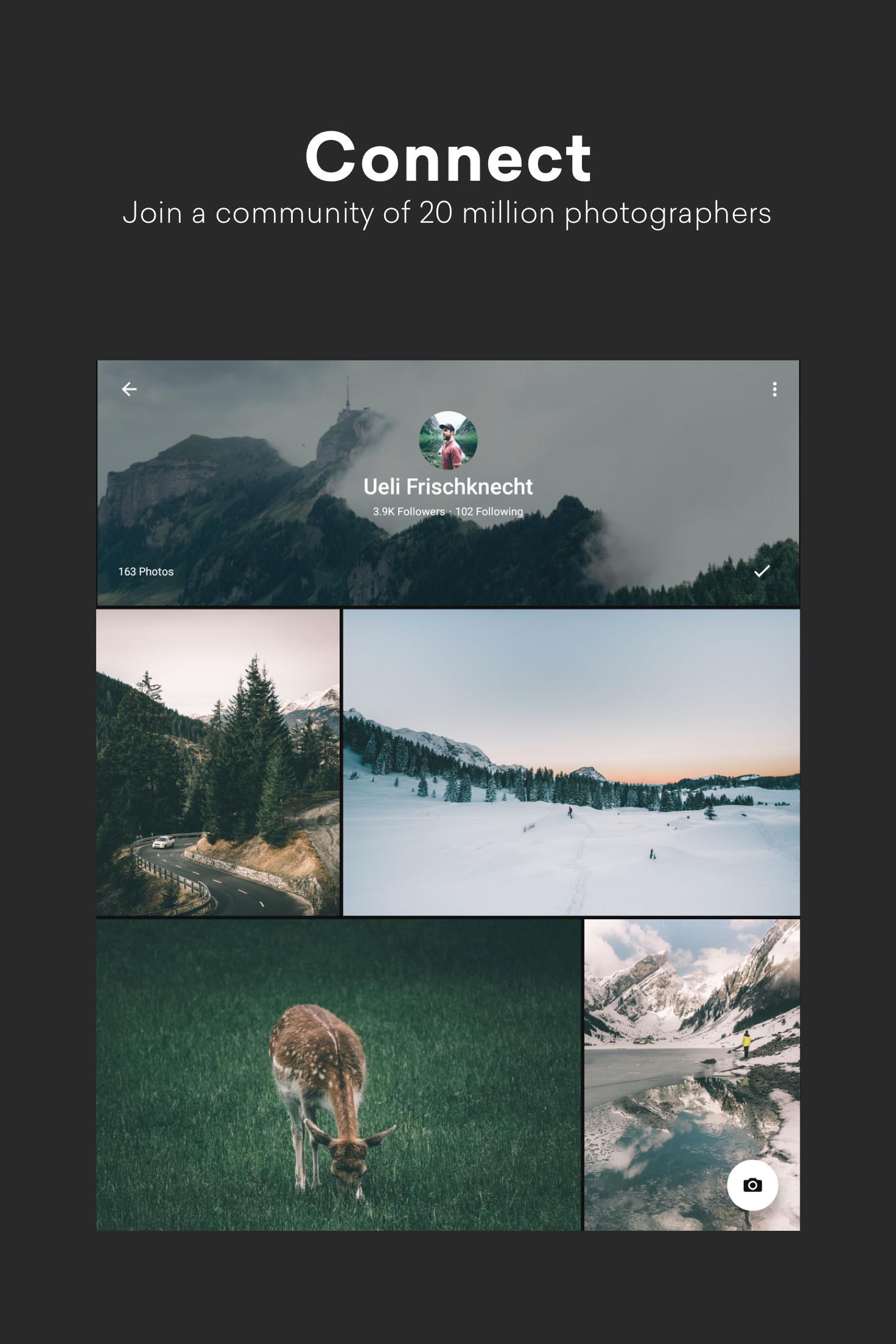 EyeEm Free Photo App For Sharing & Selling Images 8.1 Screenshot 16