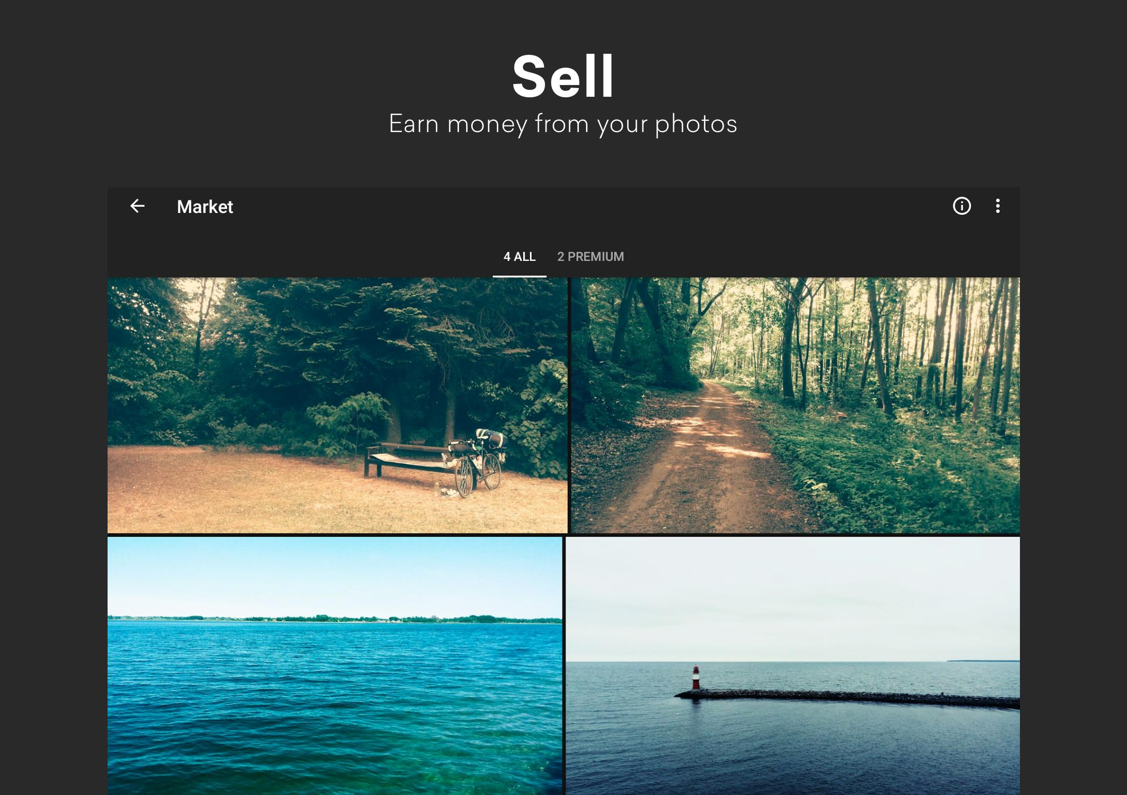 EyeEm Free Photo App For Sharing & Selling Images 8.1 Screenshot 8