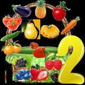 Bucket Fruit 2 app icon