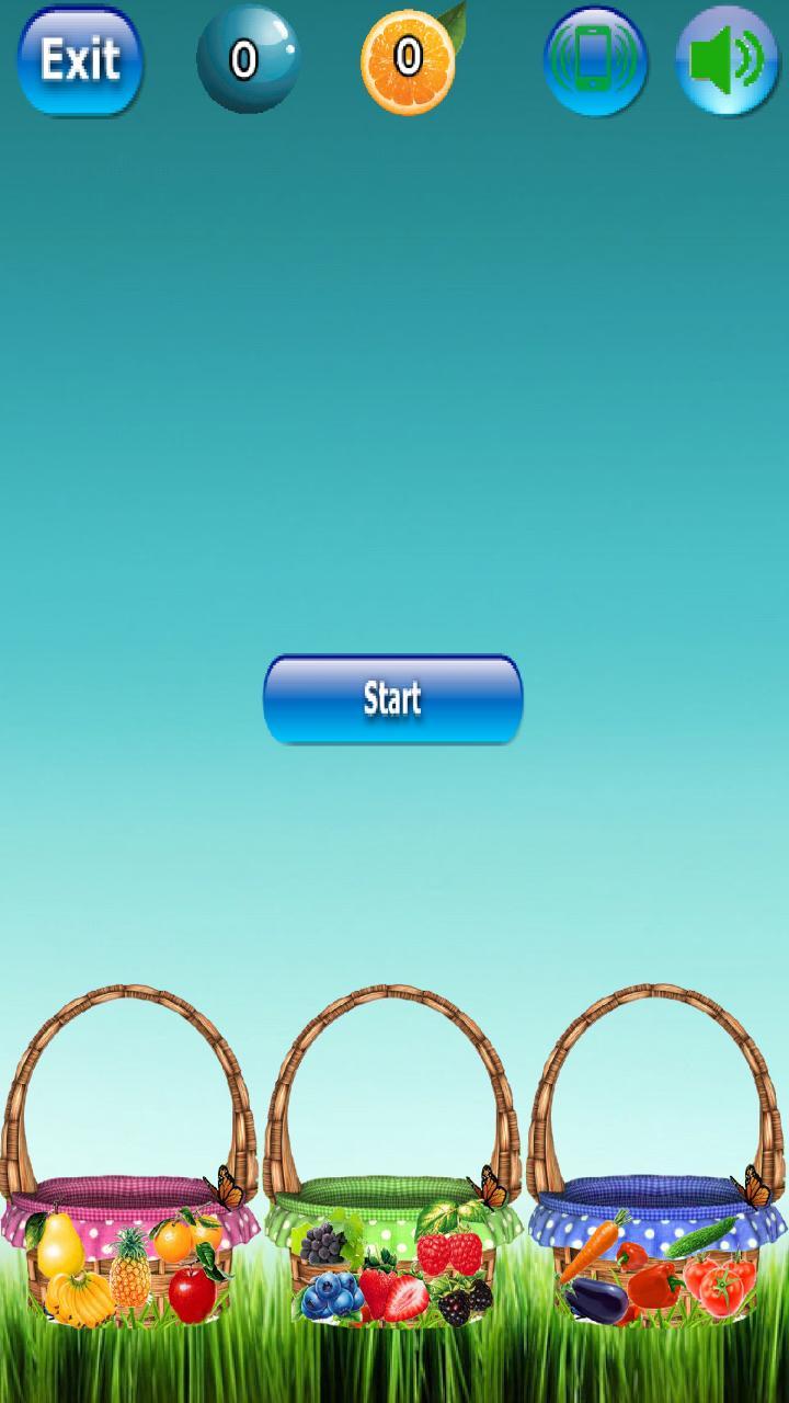 Bucket Fruit 2 1.24 Screenshot 1