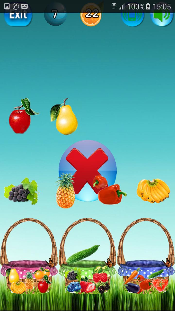 Bucket Fruit 2 1.24 Screenshot 4