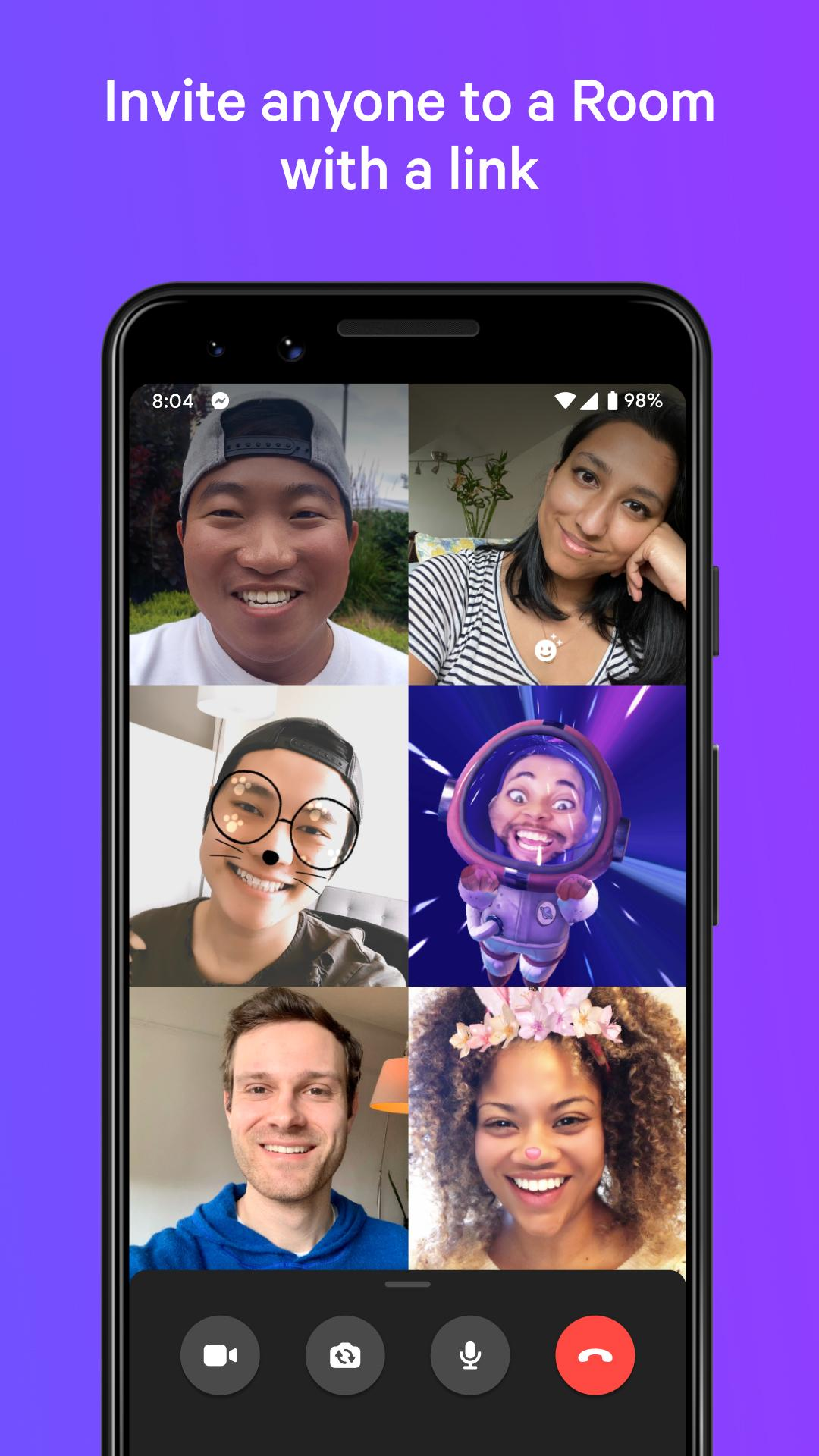Messenger – Text and Video Chat for Free 293.0.0.13.232 Screenshot 4