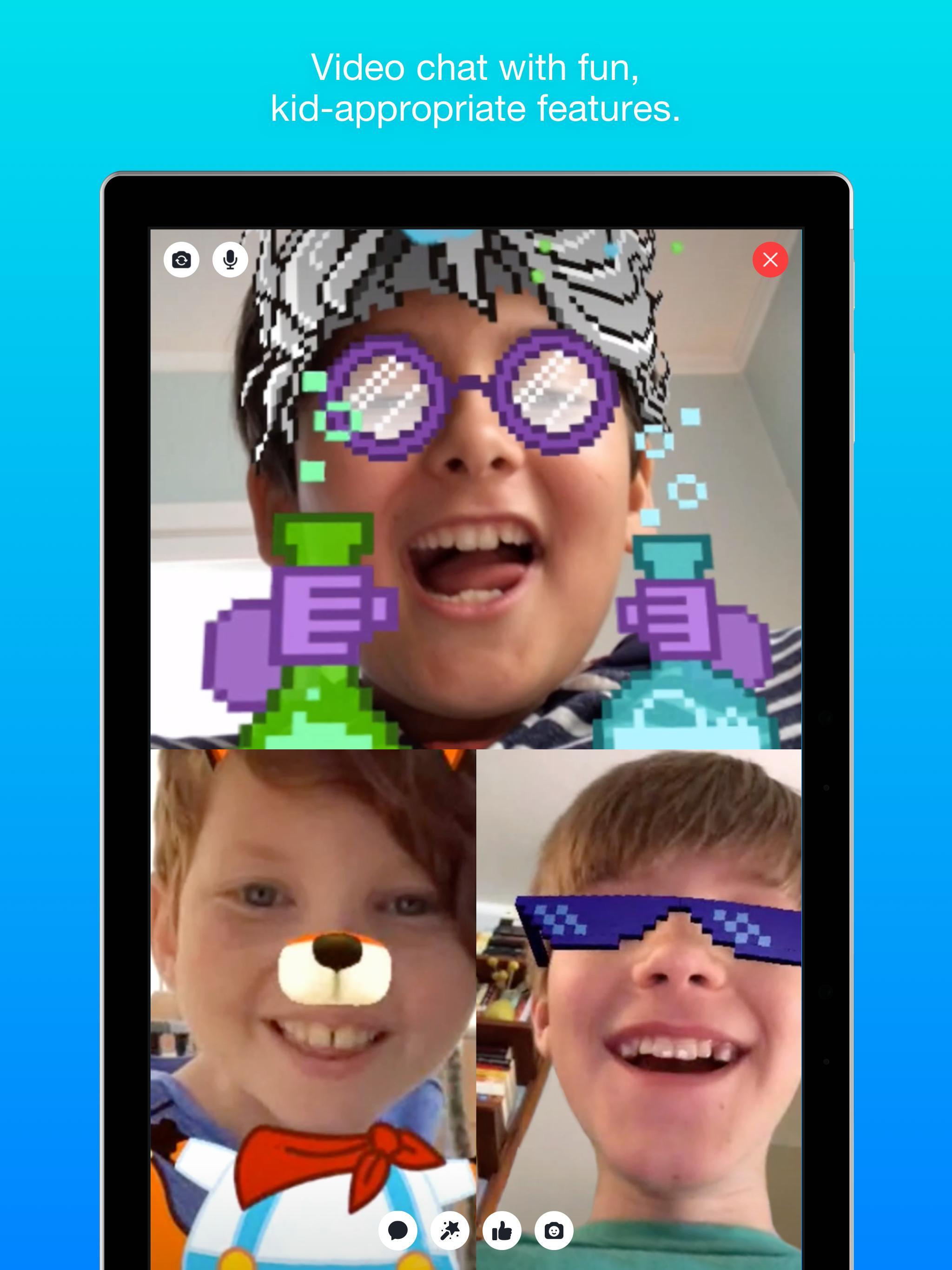 Messenger Kids – Safer Messaging and Video Chat 103.0.0.6.112 Screenshot 10