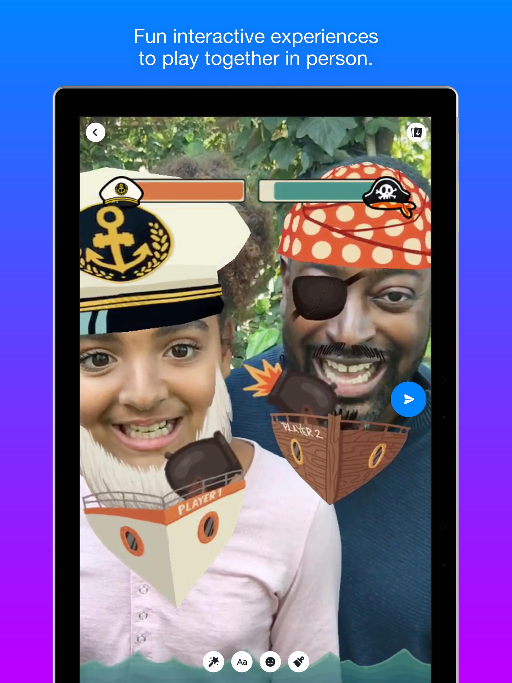 Messenger Kids – Safer Messaging and Video Chat 103.0.0.6.112 Screenshot 15