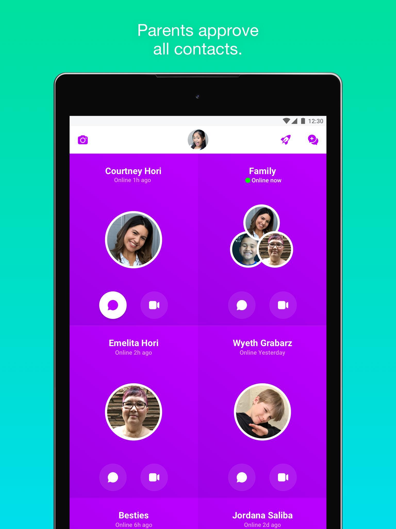 Messenger Kids – Safer Messaging and Video Chat 103.0.0.6.112 Screenshot 17