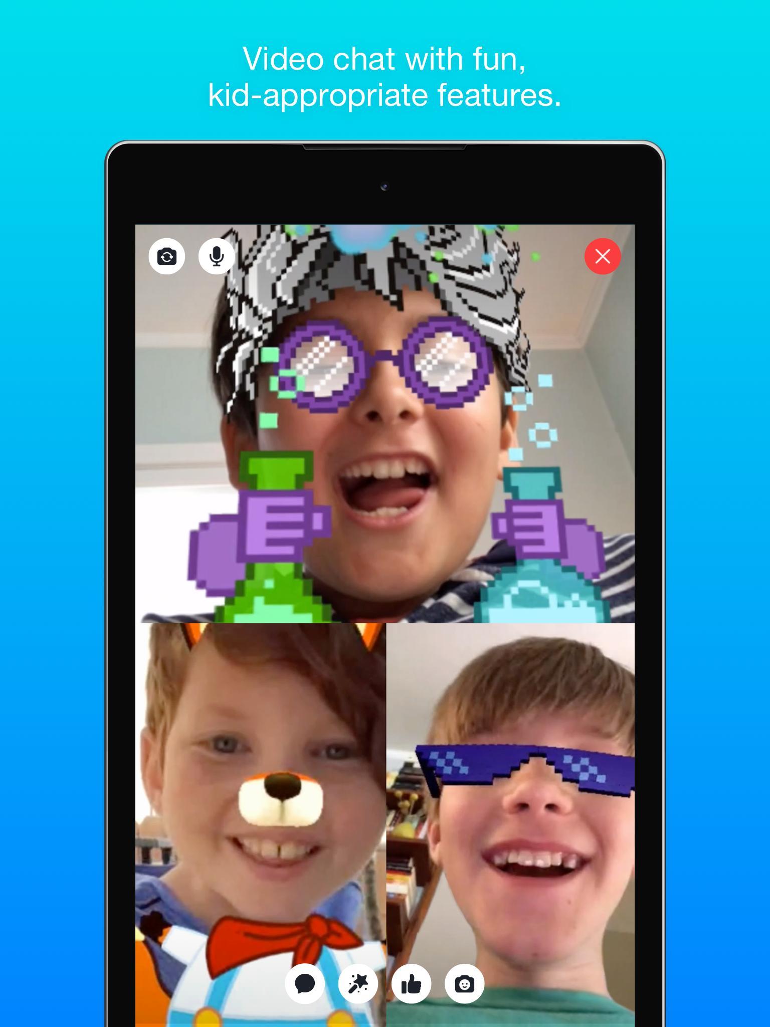 Messenger Kids – Safer Messaging and Video Chat 103.0.0.6.112 Screenshot 18