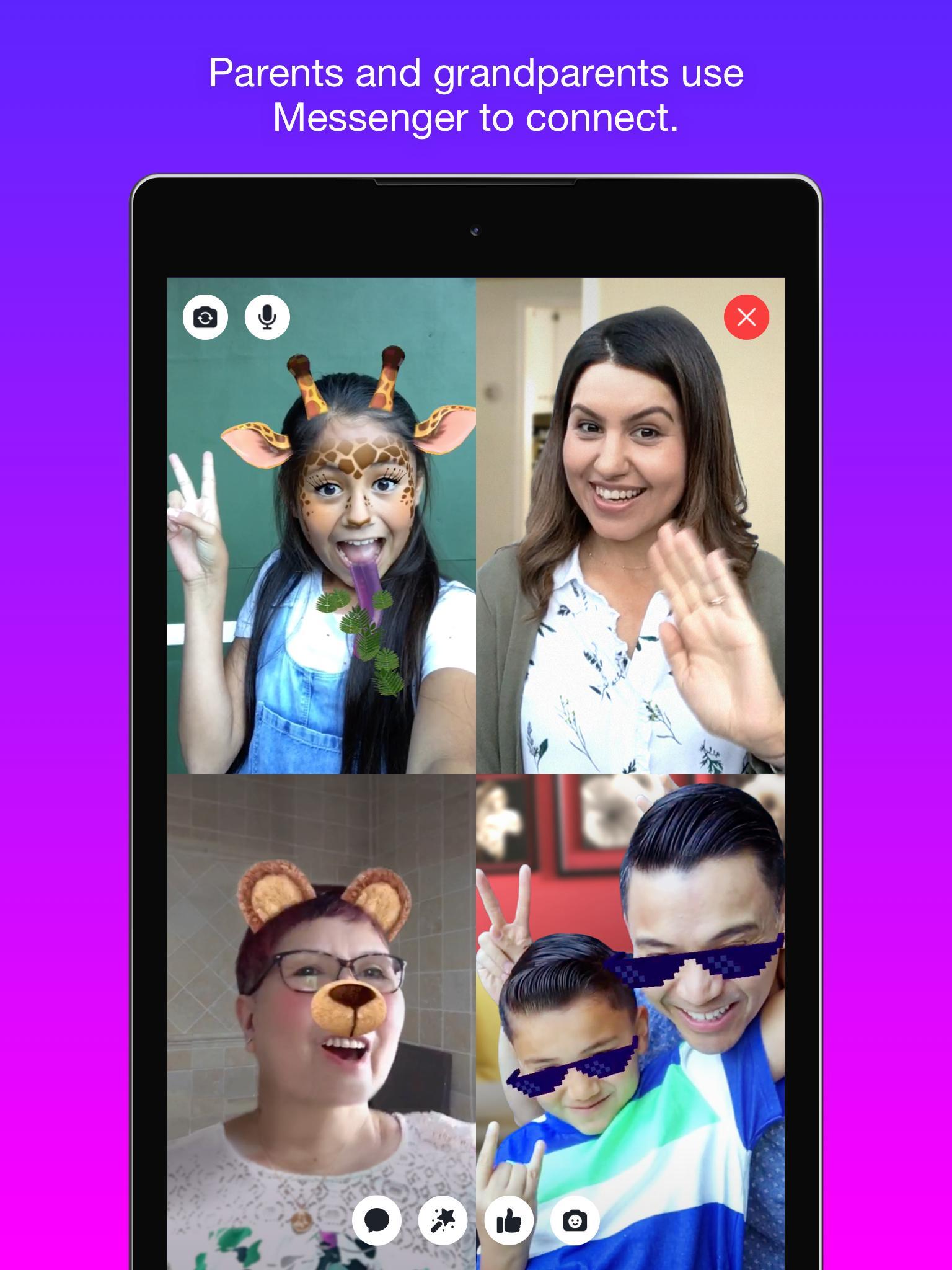 Messenger Kids – Safer Messaging and Video Chat 103.0.0.6.112 Screenshot 19