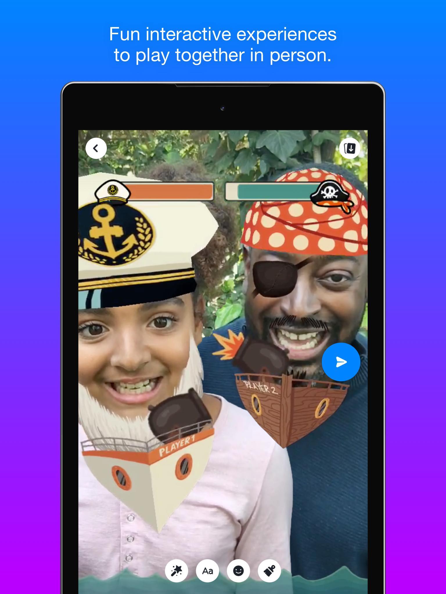 Messenger Kids – Safer Messaging and Video Chat 103.0.0.6.112 Screenshot 23