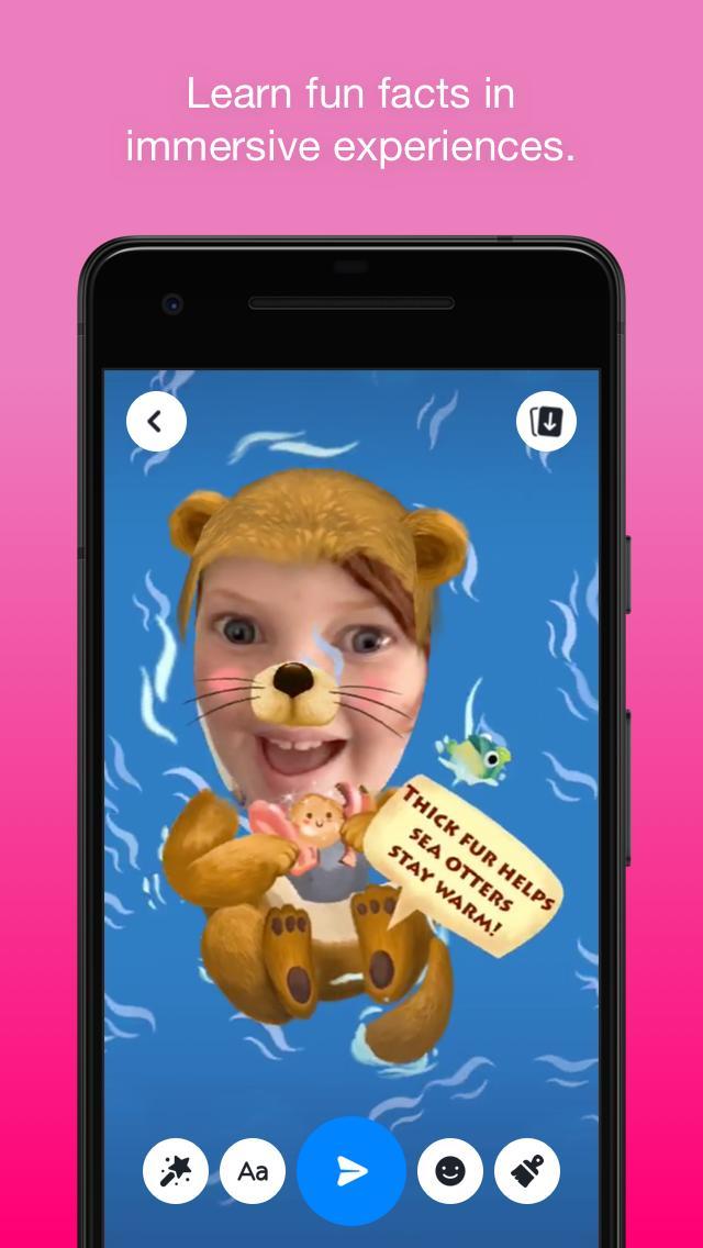Messenger Kids – Safer Messaging and Video Chat 103.0.0.6.112 Screenshot 6