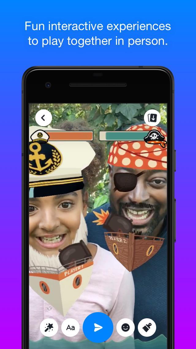 Messenger Kids – Safer Messaging and Video Chat 103.0.0.6.112 Screenshot 7