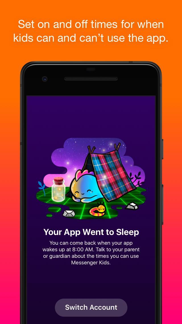 Messenger Kids – Safer Messaging and Video Chat 103.0.0.6.112 Screenshot 8