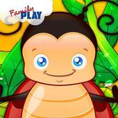 Bugs Learns Preschool Math app icon