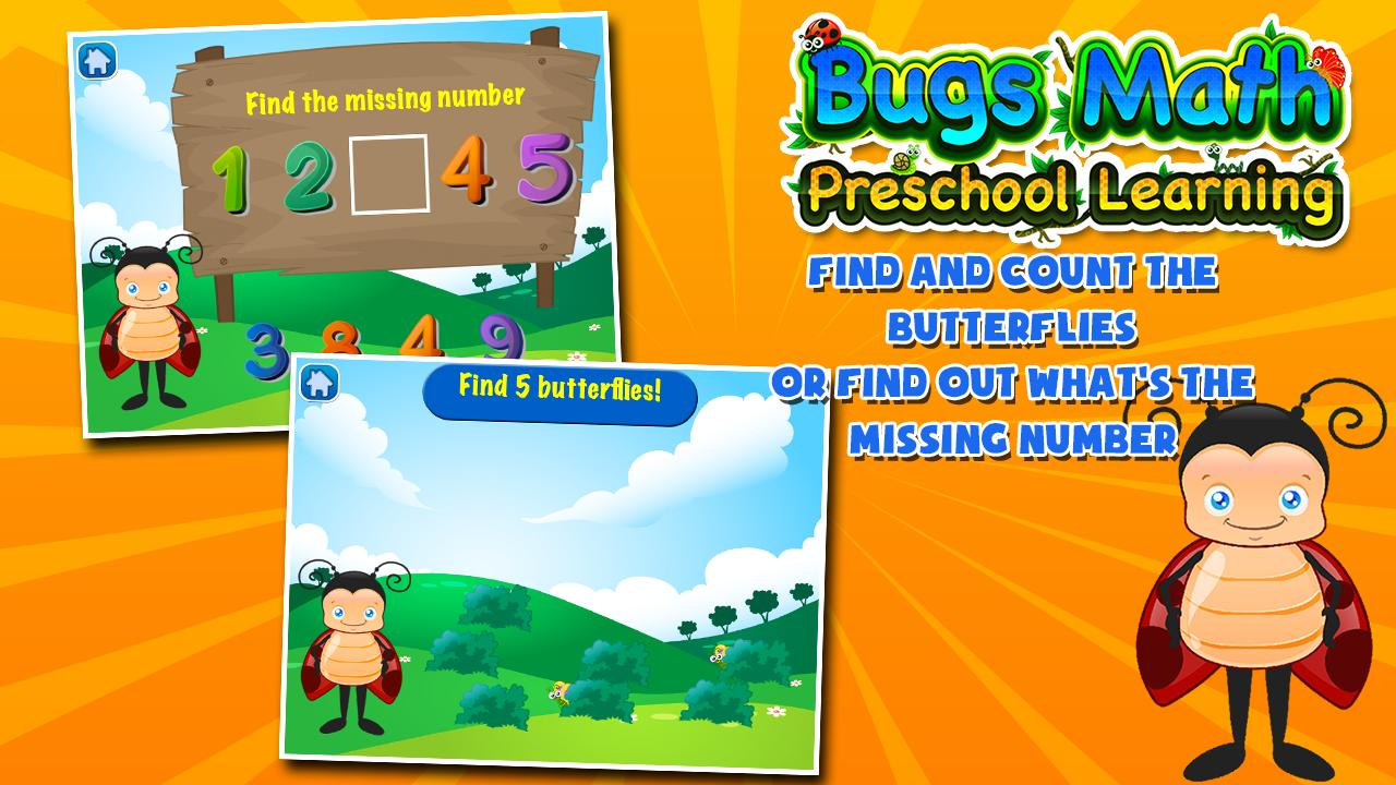 Bugs Learns Preschool Math 3.15 Screenshot 15
