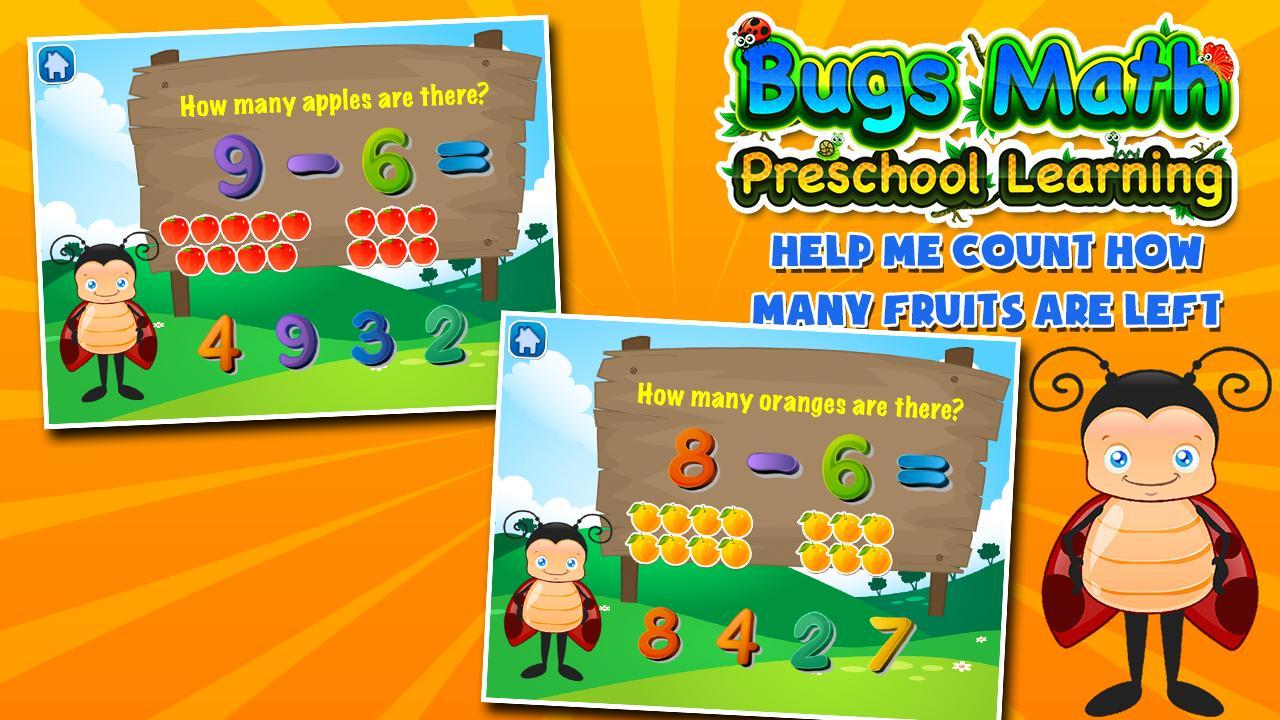 Bugs Learns Preschool Math 3.15 Screenshot 3